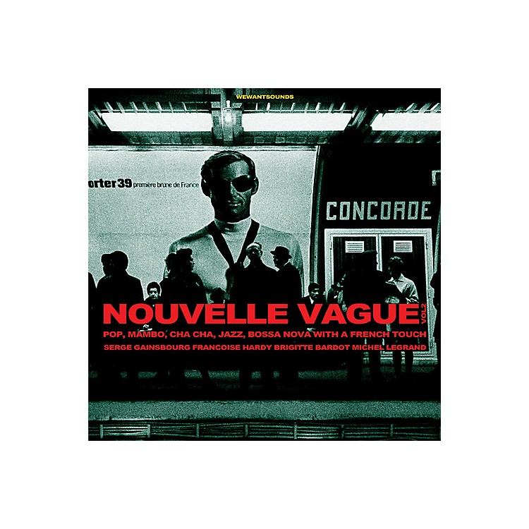 Alliance Various Artists - Nouvelle Vague: Pop Mambo Cha Cha Jazz / Various