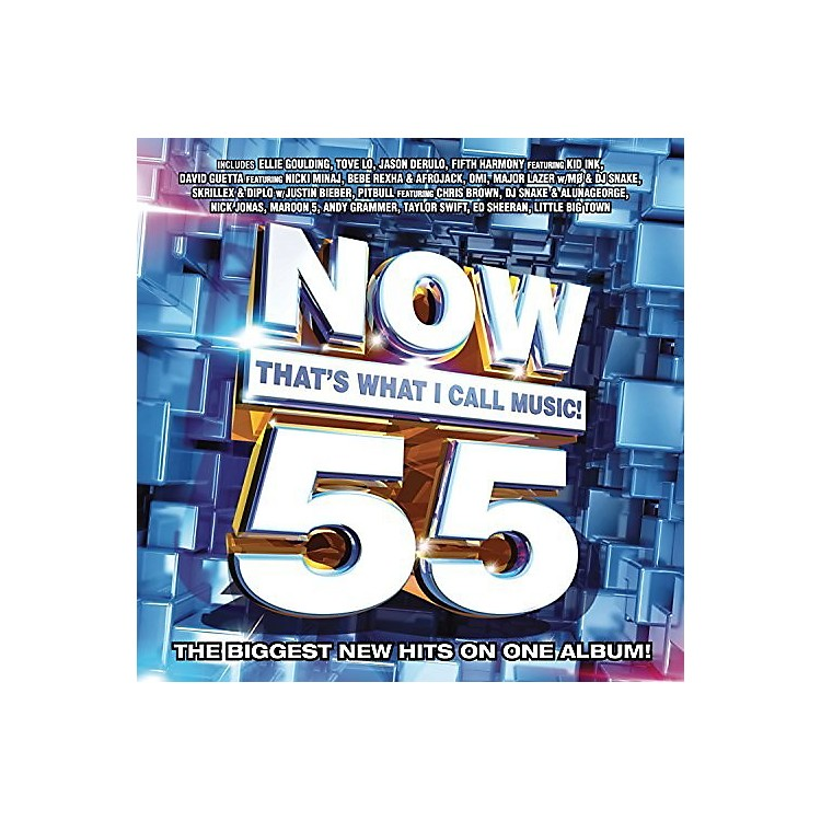 AllianceVarious Artists - Now 55: That's What I Call Music (CD)