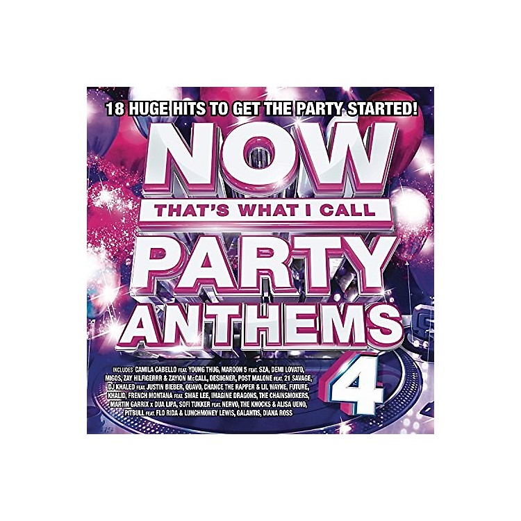 AllianceVarious Artists - Now Party Anthems, Vol. 4 (Various Artists) (CD)