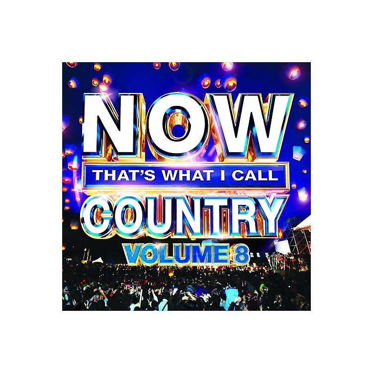Alliance Various Artists - Now That's What I Call Country, Vol. 8 (CD)