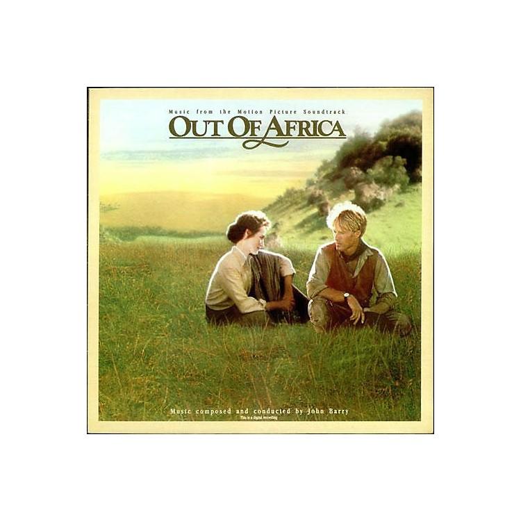 AllianceVarious Artists - Out of Africa (Original Soundtrack)