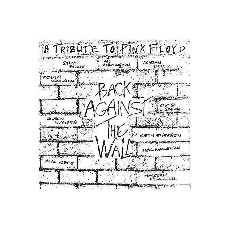 AllianceVarious Artists - Pink Floyd: Tribute to Back / Various