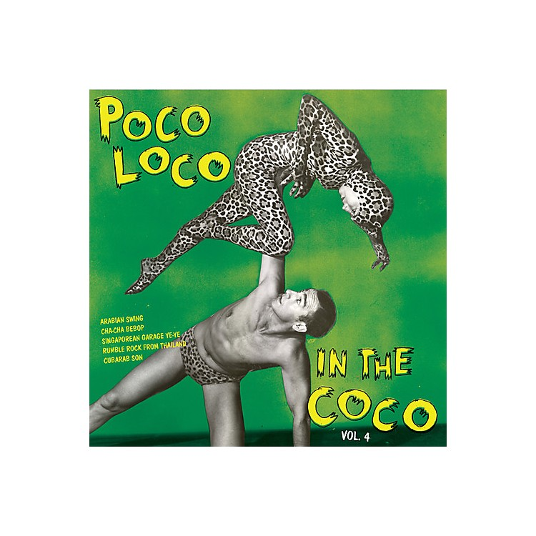 Alliance Various Artists - Poco Loco In The Coco 4 / Various