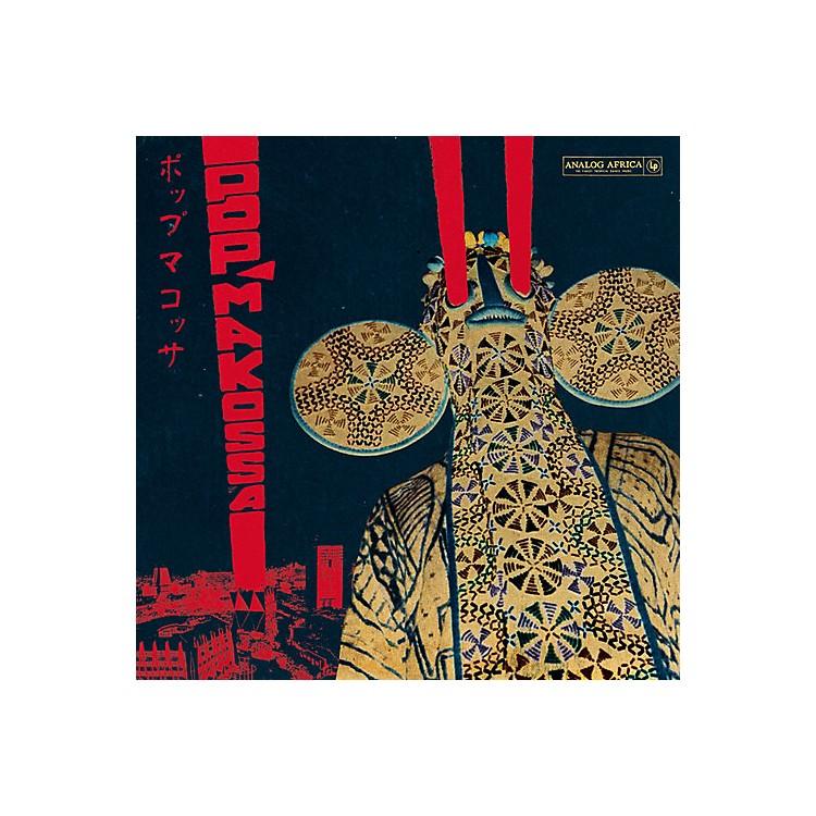 AllianceVarious Artists - Pop Makossa: Invasive Dance Beat Of Cameroon / Var