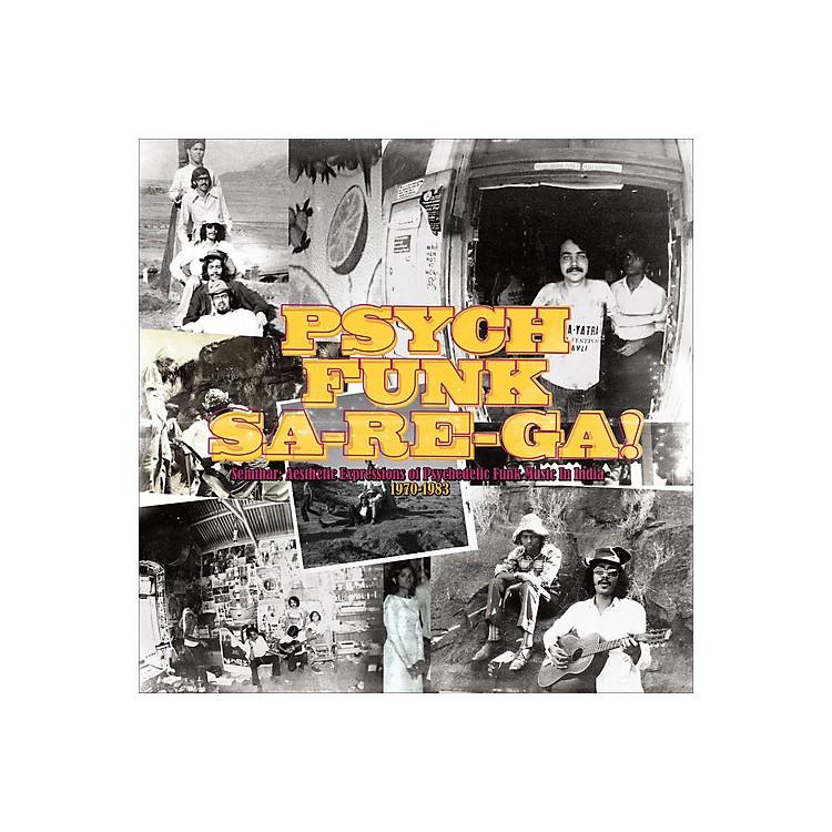 AllianceVarious Artists - Psych-Funk: Sa-Re Ga!