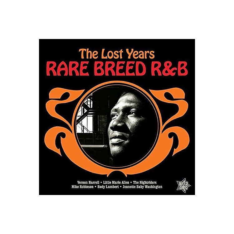 AllianceVarious Artists - Rare Breed R&B: The Lost Years / Various