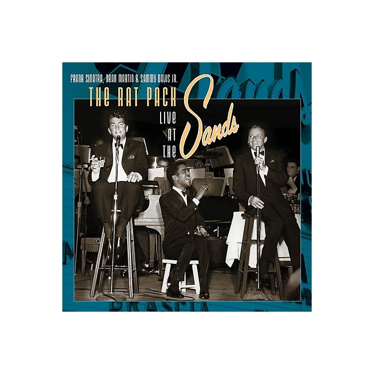 Alliance Various Artists - Rat Pack: Live at the Sands / Various