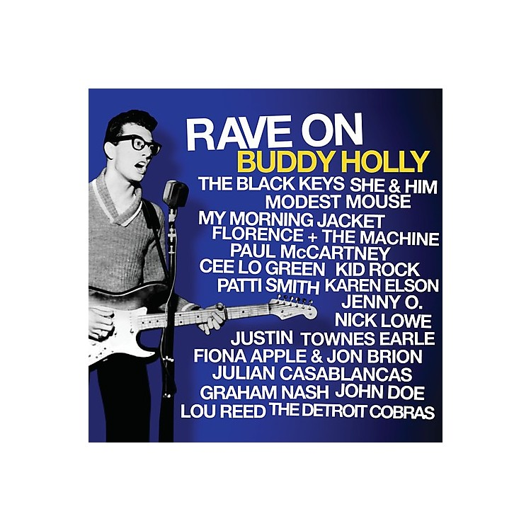 AllianceVarious Artists - Rave On Buddy Holly