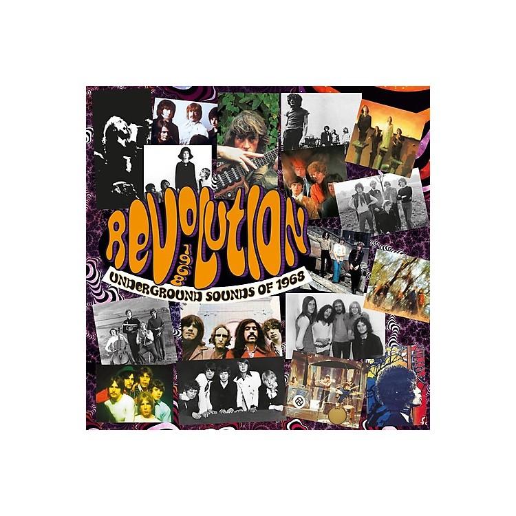 AllianceVarious Artists - Revolution: Underground Sounds Of 1968 / Various (CD)