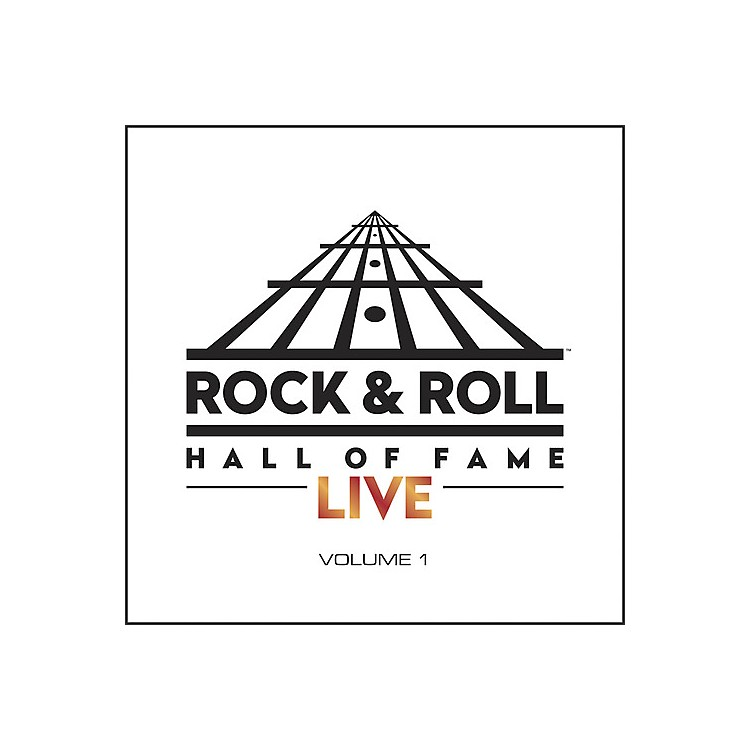 AllianceVarious Artists - Rock And Roll Hall Of Fame Live: Volume 1