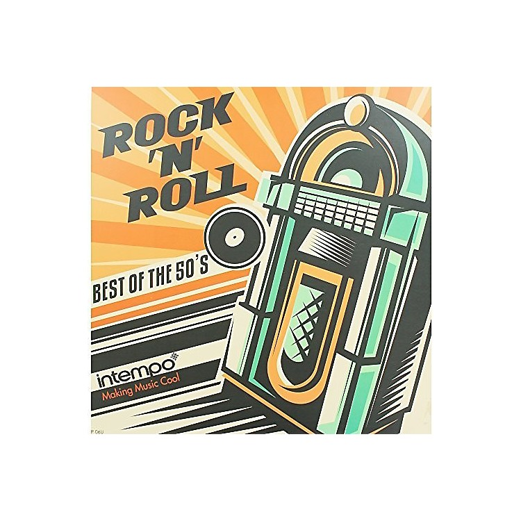 Alliance Various Artists - Rock N Roll: Best Of The 50s / Various
