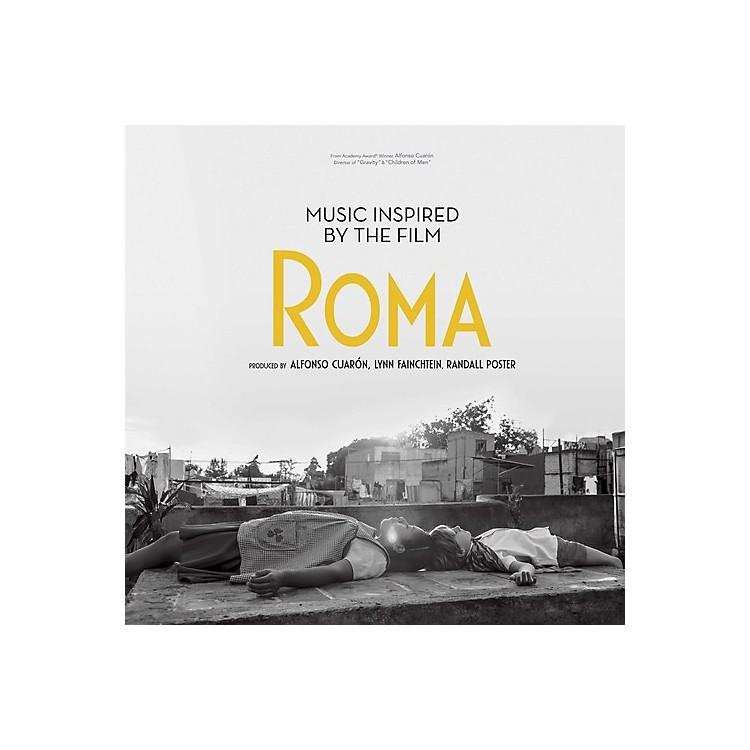 Alliance Various Artists - Roma: Music Inspired By the Film (CD)