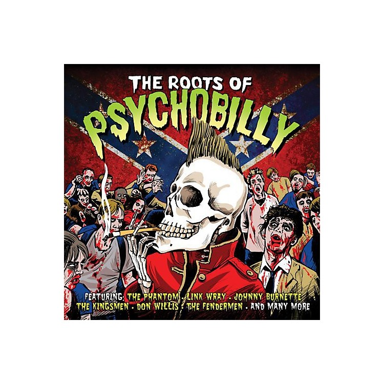 AllianceVarious Artists - Roots of Psychobilly / Various