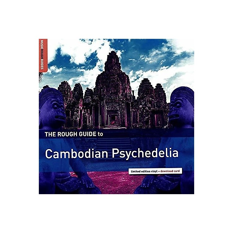 Alliance Various Artists - Rough Guide To Cambodian Psychedelia