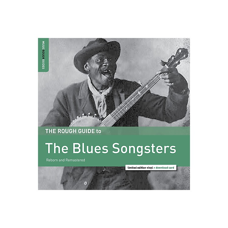 Alliance Various Artists - Rough Guide To The Blues Songsters (Various Artists)