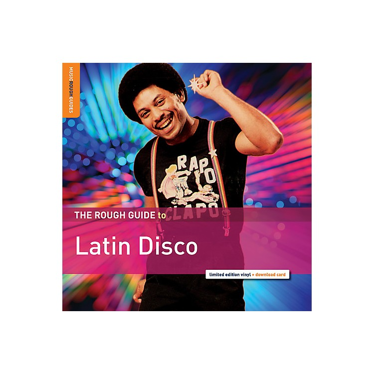 Alliance Various Artists - Rough Guide to Latin Disco