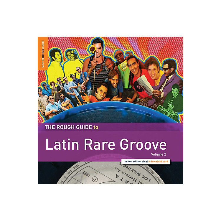 Alliance Various Artists - Rough Guide to Latin Rare Groove 2