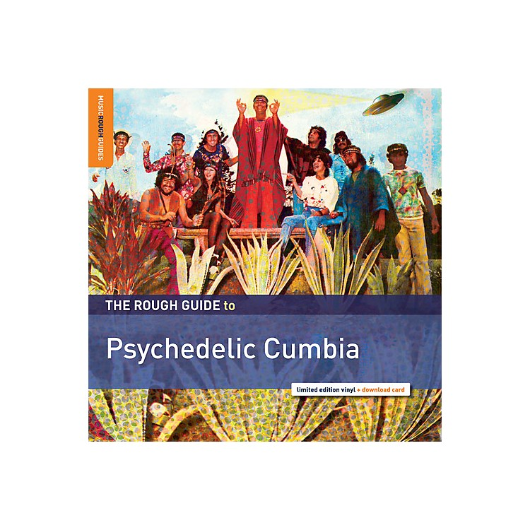 AllianceVarious Artists - Rough Guide to Psychedelic Cumbia