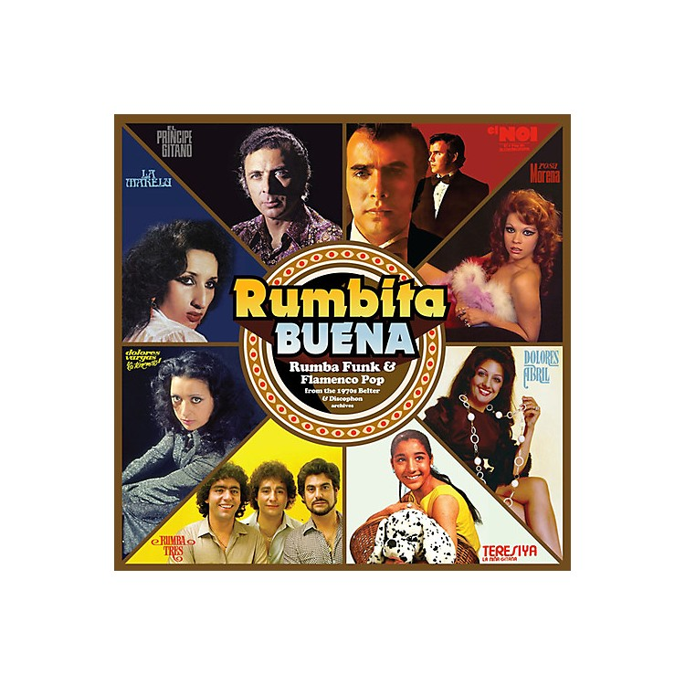 AllianceVarious Artists - Rumba Funk & Flamenco Pop (Various Artists)
