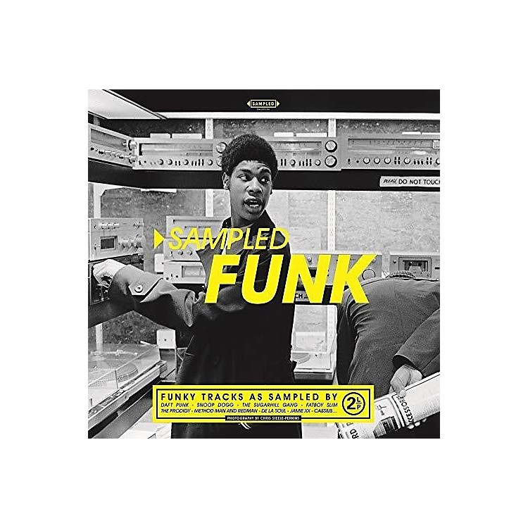 AllianceVarious Artists - Sampled Funk / Various