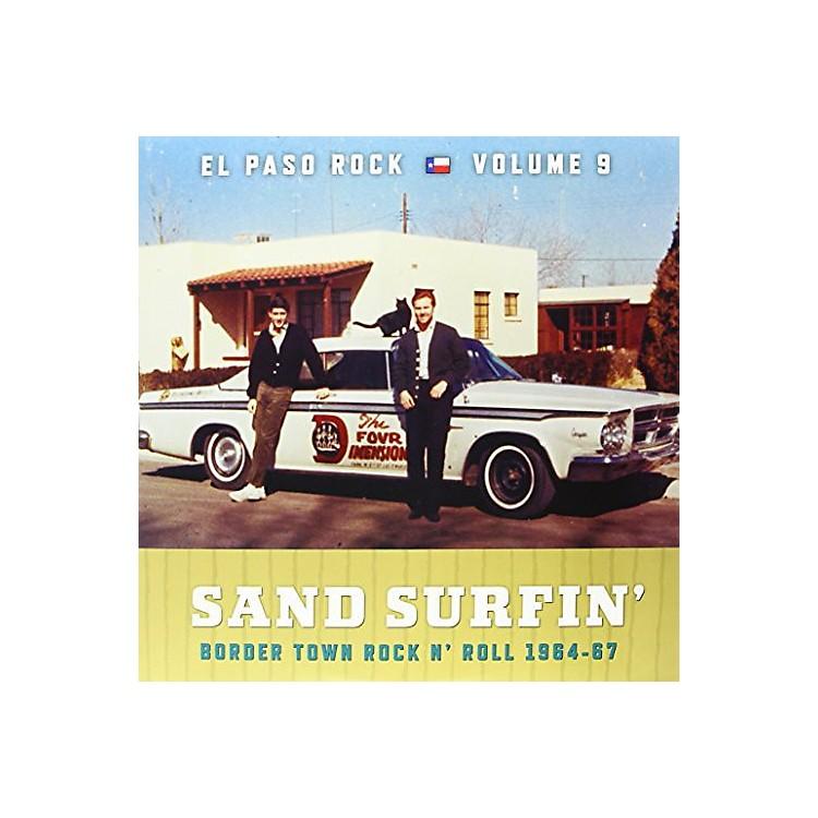 AllianceVarious Artists - Sand Surfin: El Paso Rock 9 / Various