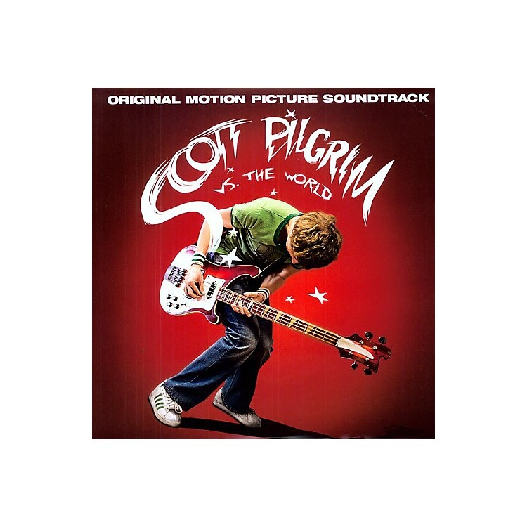 Alliance Various Artists - Scott Pilgrim Vs the World (Original Soundtrack)