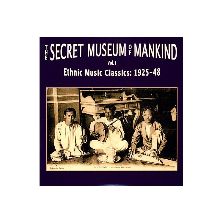 Alliance Various Artists - Secret Museum Of Mankind, Vol. 1: Ethnic Music Classics 1925-1948