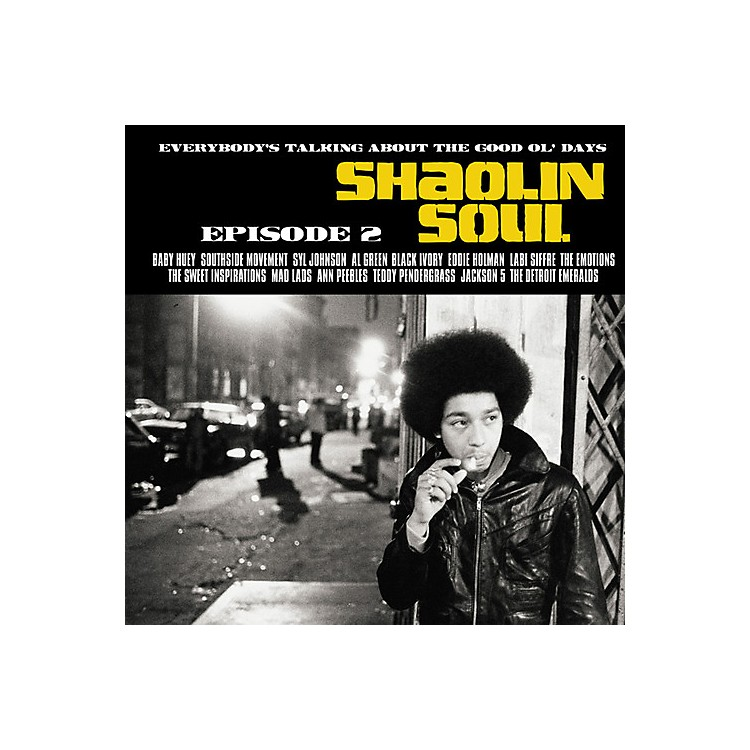 Alliance Various Artists - Shaolin Soul Episode 2 (Various Artists)