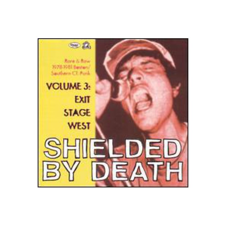 AllianceVarious Artists - Shielded By Death, Vol. 3: Exit Stage West