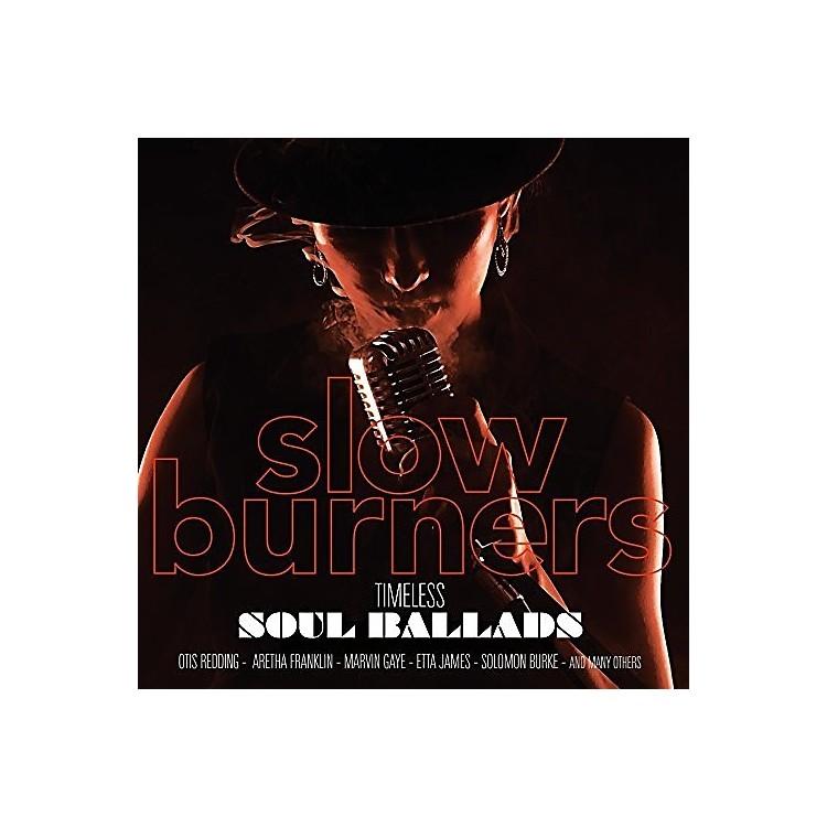 AllianceVarious Artists - Slow Burners: Timeless Soul Ballads / Various