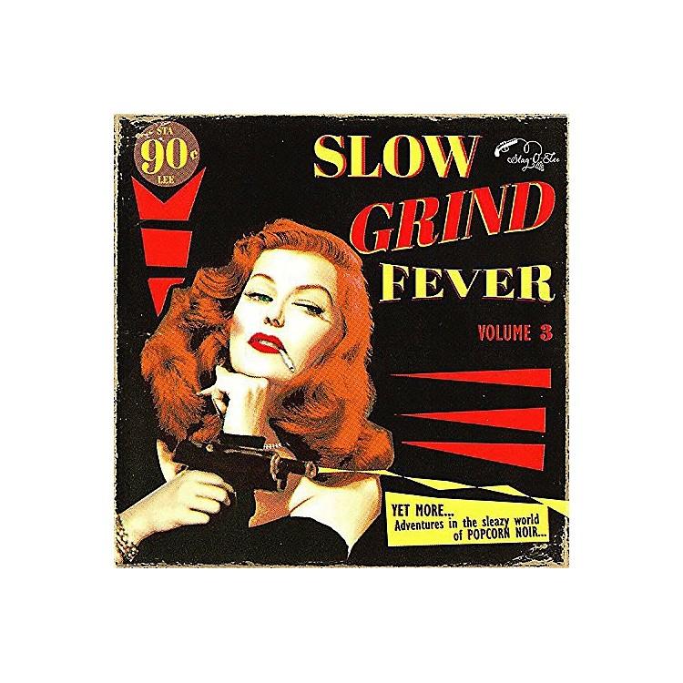 AllianceVarious Artists - Slow Grind Fever 3