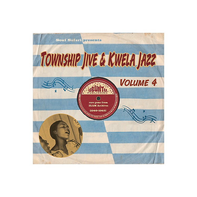 Alliance Various Artists - Soul Safari Presents Township Jive & Kwela / Var
