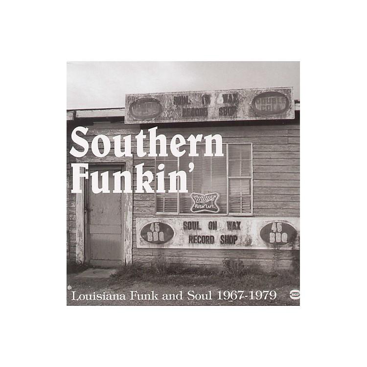 AllianceVarious Artists - Southern Funkin-Louisiana Soul 1967-75