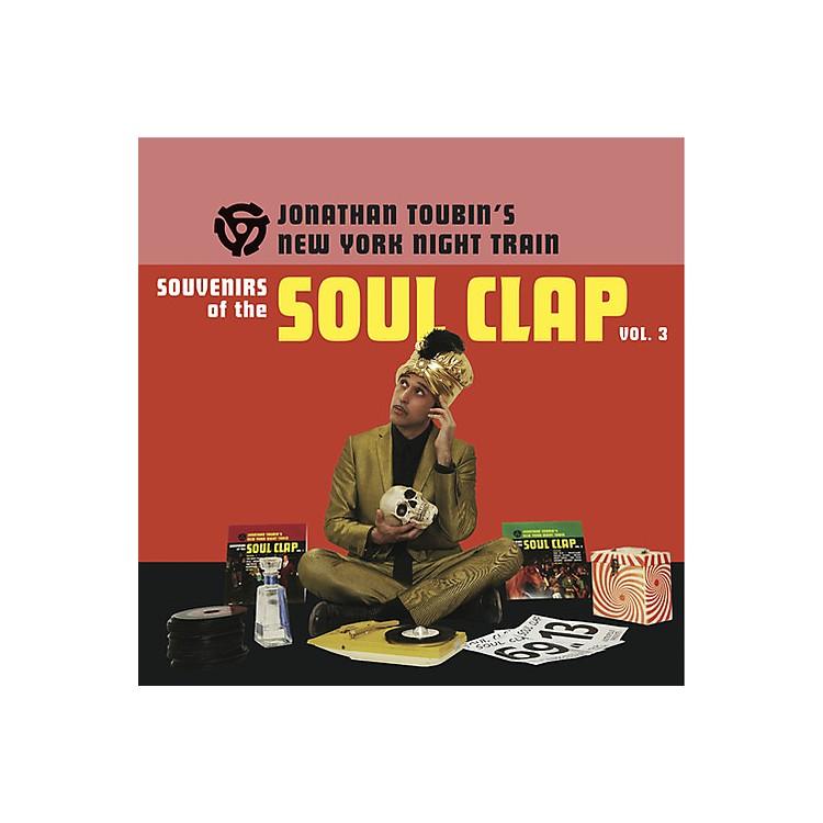 AllianceVarious Artists - Souvenirs Of The Soul Clap 3 / Various