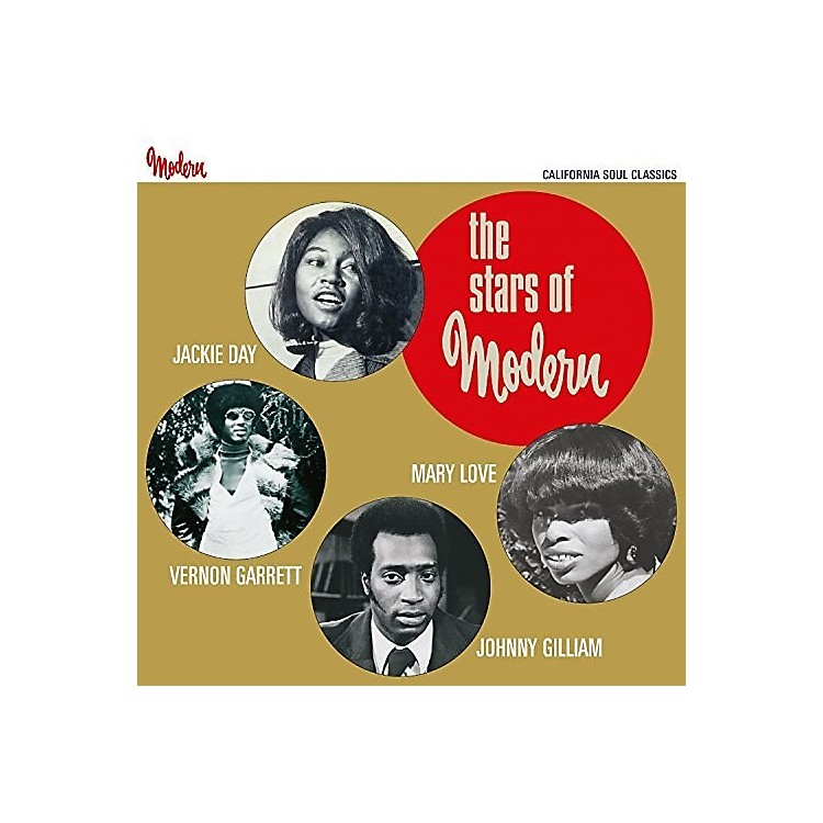 Alliance Various Artists - Stars Of Modern / Various