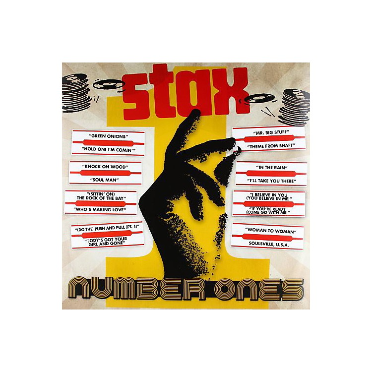 AllianceVarious Artists - Stax Number Ones
