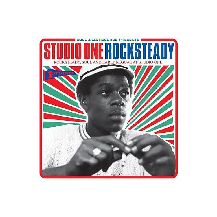 AllianceVarious Artists - Studio One Rocksteady
