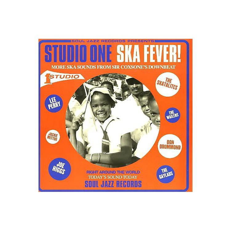 AllianceVarious Artists - Studio One Ska Fever: More Ska Sounds / Various