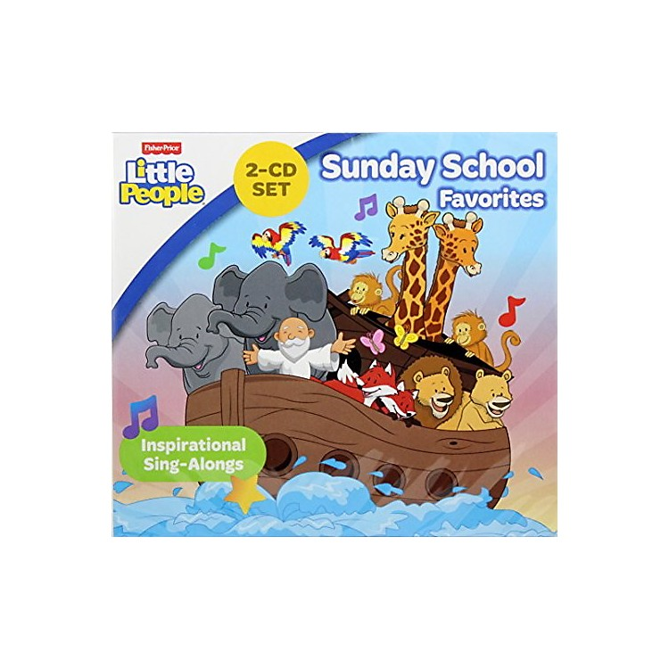 Alliance Various Artists - Sunday School Favorites (Various Artists) (CD)