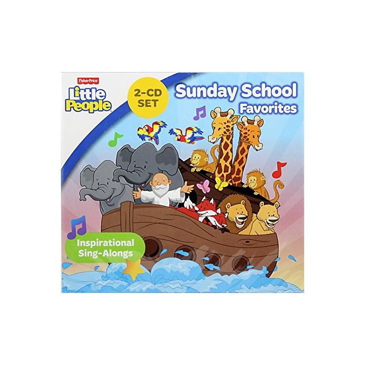 AllianceVarious Artists - Sunday School Favorites (Various Artists) (CD)