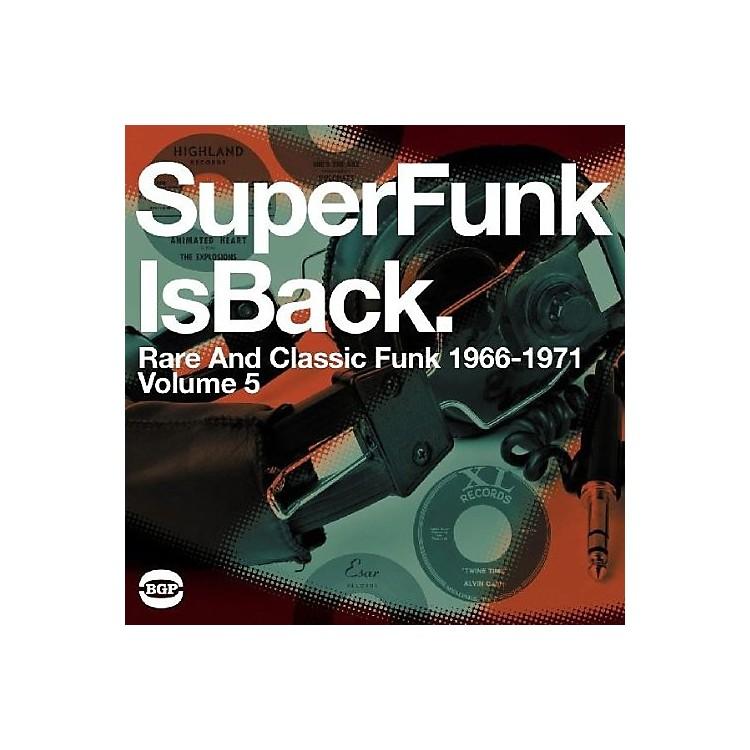 AllianceVarious Artists - Super Funk Is Back Vol 5: Rare & Classic Fun / Various