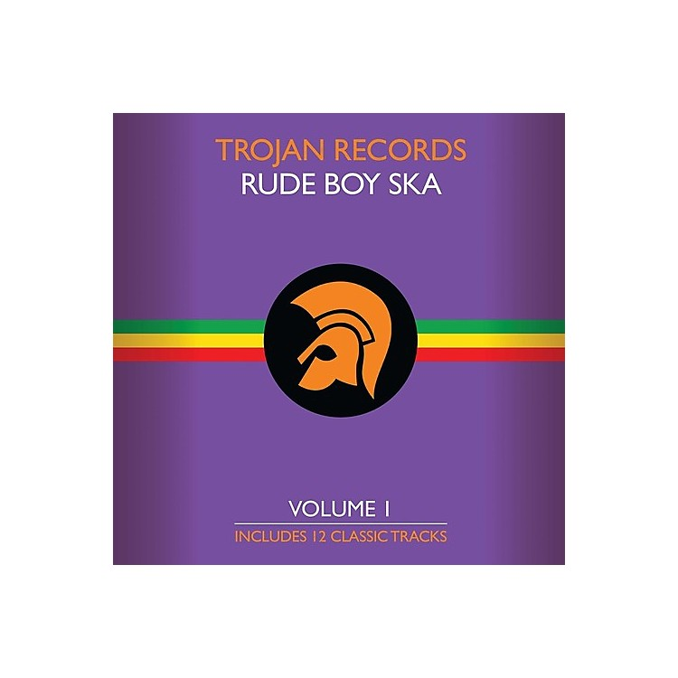 Alliance Various Artists - The Best Of Trojan Rude Boy Ska, Vol. 1