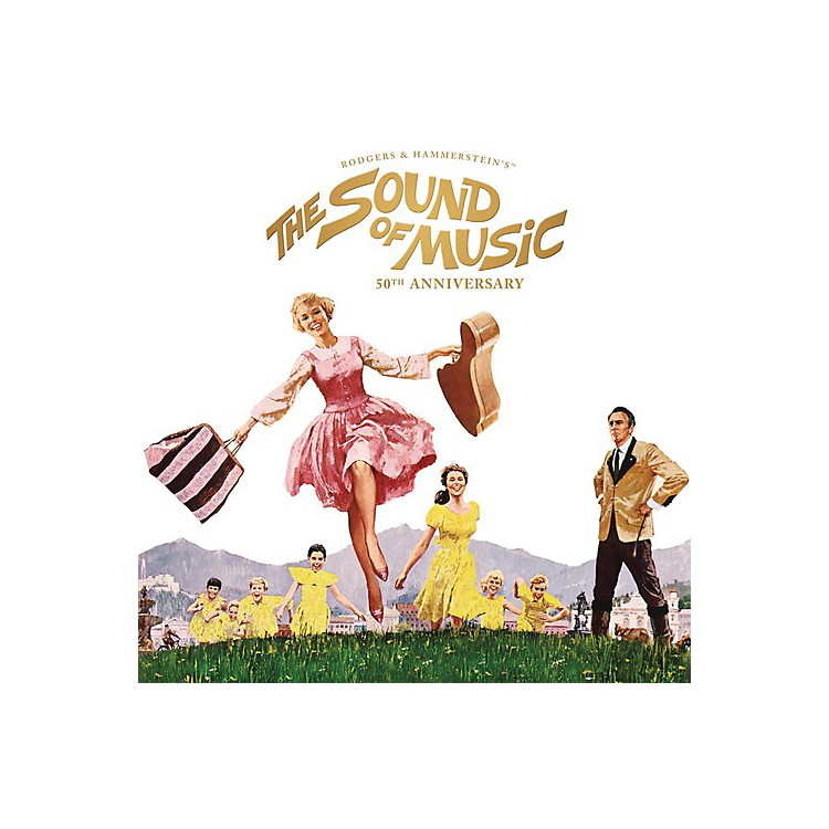 AllianceVarious Artists - The Sound of Music (50th Anniversary) (Original Soundtrack) (CD)