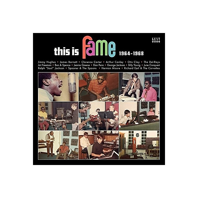 AllianceVarious Artists - This Is Fame 1964-1968 / Various