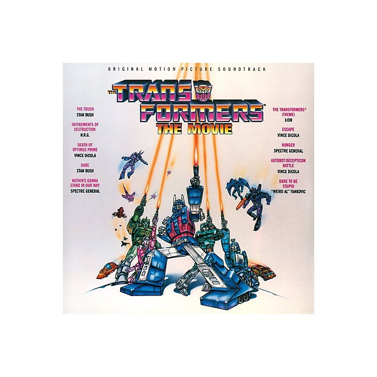 Alliance Various Artists - Transformers: Deluxe Edition (Original Soundtrack)
