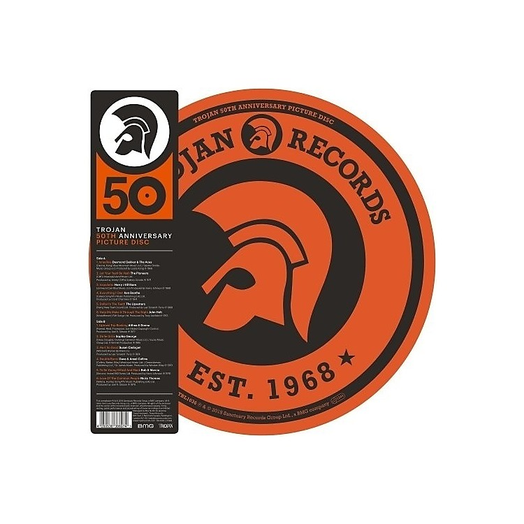 AllianceVarious Artists - Trojan 50th Anniversary