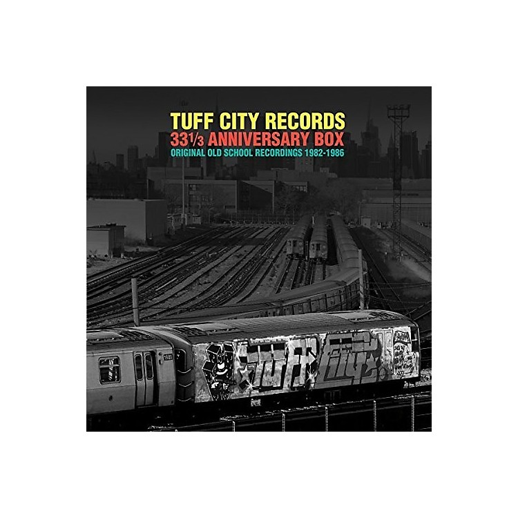 AllianceVarious Artists - Tuff City Records (Orignal Old School Recordings 1982-1986)