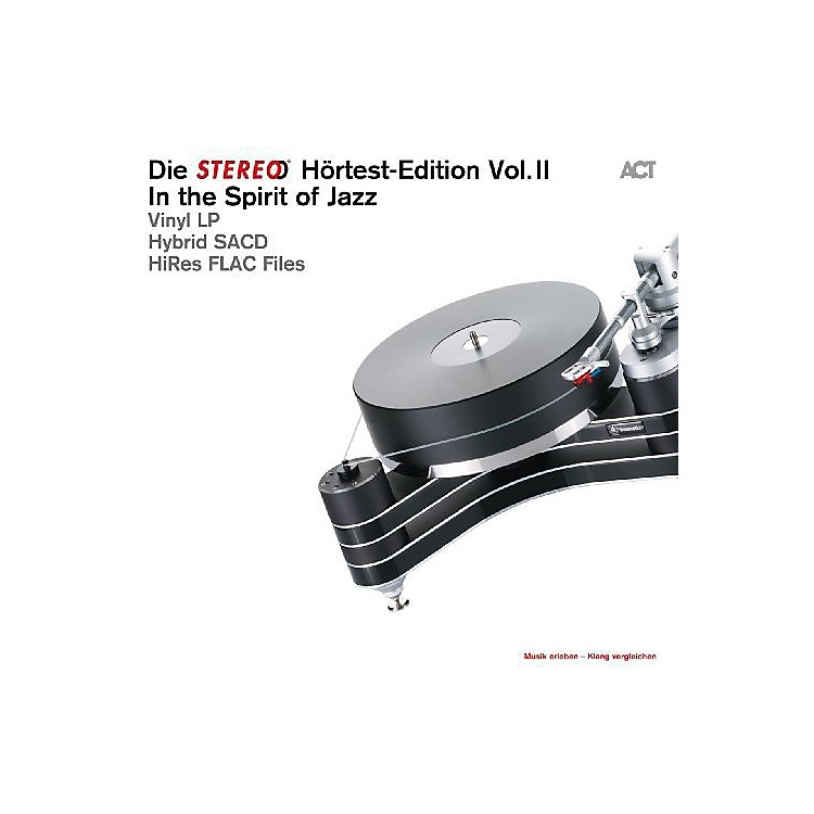 AllianceVarious Artists - Vol. 2-Stereo Hortest-Edition in the Spirit of Jaz