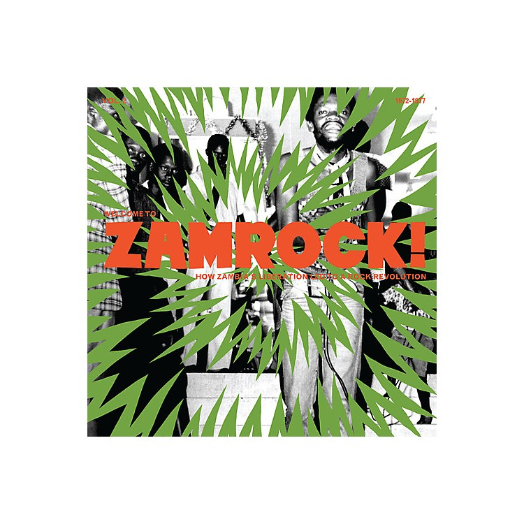 Alliance Various Artists - Welcome To Zamrock 2 / Various