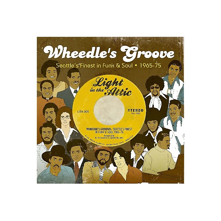 AllianceVarious Artists - Wheedle's Groove: Seattle's Finest In Funk and Soul 1967-1974